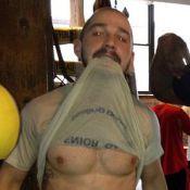Shia LaBoeuf : Musclé grâce à des entraînements de boxe et son célèbre coach