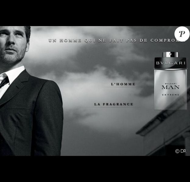 L'acteur australien Eric Bana a été choisi comme nouvelle égérie du parfum Man Extreme de Bulgari.
