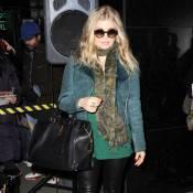 Fergie, en solo : La chanteuse dévoile son ''lovely baby-bump''