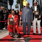 Stevie Wonder : Spectateur ému du sacre des Funk Brothers, piliers de la soul