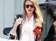 Jessica Alba : Il ne faut pas la comparer à la 'fille de riches' Gwyneth Paltrow