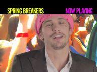 James Franco - Spring Breakers : Il fait appel à sa grand-mère pour la promo !