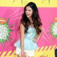 Selena Gomez lors de la 26ème édition des Kids' Choice Awards, le samedi 23 mars à Los Angeles.