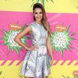 Jessica Alba lors de la 26ème édition des Kids' Choice Awards, le samedi 23 mars à Los Angeles.