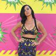 Katy Perry lors de la 26ème édition des Kids' Choice Awards, le samedi 23 mars à Los Angeles.