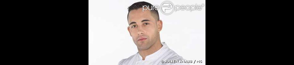 Valentin Neraudeau de Top Chef 2013
