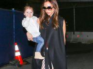 Victoria Beckham et les enfants : A la recherche du soleil, à Los Angeles