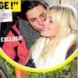 Caroline et Valentin en couverture de Public en janvier 2013