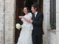 Anna Mouglalis, sublime : Toutes les photos de son mariage avec Vincent Rae