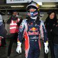 Sébastien Loeb lors de la Coupe de Pâques sur le circuit de Nogaro les 30, 31 Mars et 1er Avril 2013.
