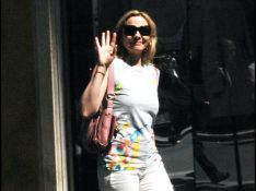 PHOTOS : Kim Cattrall (Sex and the City) est trop cool en tenue d'été !