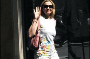 PHOTOS : Kim Cattrall (Sex and the City) est trop cool en tenue d'été !