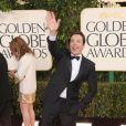 Jimmy Fallon à la 70e cérémonie des Golden Globe au Beverly Hilton Hotel le 13 janvier 2013 à Los Angeles.