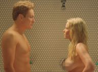 Chelsea Handler et Conan O'brien: Nus sous une douche, ils en viennent aux mains