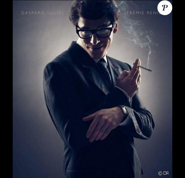 Affiche officielle de Saint Laurent, de Bertrand Bonello, avec Gaspard Ulliel.