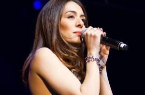 Sofia Essaïdi, ravissante invitée du concert de Chico et les Gypsies