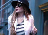 Lindsay Lohan, séparée d'Avi Snow : Ravissante, elle garde le moral !