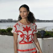 MIP TV : Thandie Newton et Caterina Murino, bombes glamour à Cannes