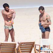 Marc Jacobs : Toujours sexy avec son boyfriend à la plage malgré une boulette
