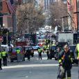 Image du drame du marathon de Boston qui a eu lieu le 15 avril 2013