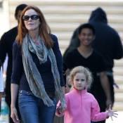 Marcia Cross : La jolie quinqua s'occupe de sa fille, future sirène des bassins