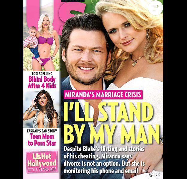 Tori Spelling affiche son corps de rêve en une du magazine Us Weekly dans l'issue datée d'avril 2013.