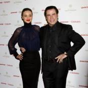 Miranda Kerr et John Travolta : Soirée au 7e ciel à Sydney