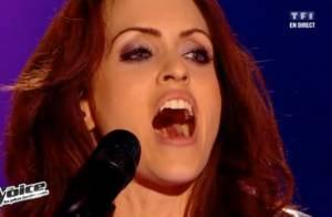 The Voice 2 - Rachel Claudio : Fausses notes et erreurs, c'est la catastrophe
