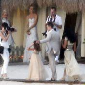 Matt Damon : Plage et foule de stars, son échange de voeux avec sa femme Luciana