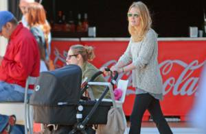 Marta Ortega maman : A 1 mois, Amancio déjà fan de son papa Sergio Alvarez