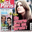 Ici Paris en kiosques le 24 avril 2013