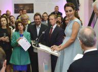Kate Middleton : Enfin une vraie robe de grossesse, en l'honneur de The Art Room