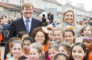 Maxima et Willem-Alexander des Pays-Bas : En plein jeu avant le grand jour