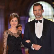 Letizia, Salma, Mary : Féerie de princesses au dernier repas de la reine Beatrix