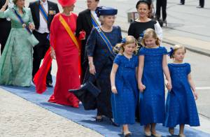 Maxima, reine glamour avec ses filles, jolies