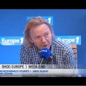 Thierry Séchan : ''Les dîners avec Renaud étaient épouvantables''