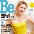 Léa Seydoux en couverture de BE, pour juin 2013.