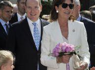 Caroline et Albert de Monaco, complices, célèbrent le printemps et les fleurs