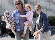 Nicole Kidman : Tendres câlins et réveil difficile pour ses fillettes