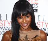 Naomi Campbell arriving for the Elle Style awards at the Grand Connaught Rooms, 61 Great Queen Street, London, UK on February 22, 2010. Photo by Ian West/PA Photos/ABACAPRESS.COM22/02/2010 - London