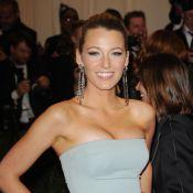 MET Ball : Blake Lively, Nina Dobrev, Rosie Huntington, le bal des décolletés