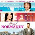 Affiche du film Hôtel Normandy, en salles le 8 mai 2013