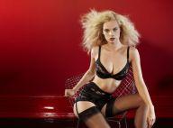 Dioni Tabbers : Blonde fatale et provocante, elle n'a peur de rien