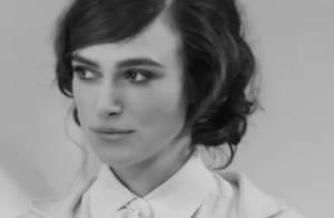 Keira Knightley en Gabrielle Chanel dans' Once Upon a Time', du grand Lagerfeld
