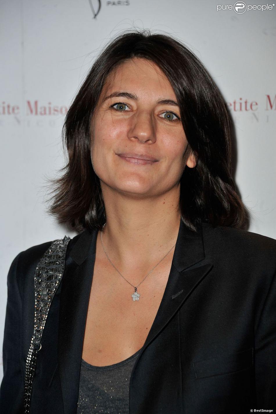 Estelle Denis en janvier 2013 à Paris