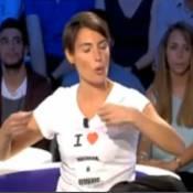 Alessandra Sublet gentiment malmenée sur le plateau d'On n'est pas couché !