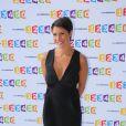 Alessandra Sublet à la rentrée de France Télévisons en aout 2012