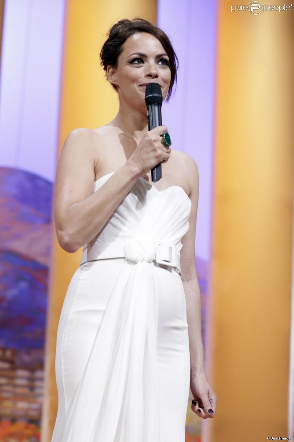 Bérénice Bejo lors de la cérémonie de clôture du Festival de Cannes le 27 mai 2012.