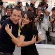 Le couple Dujardin Bejo au Festival de Cannes 2011.