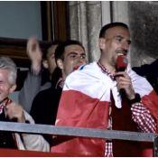 Franck Ribéry : Ambianceur et chanteur d'un soir, une prestation inoubliable !